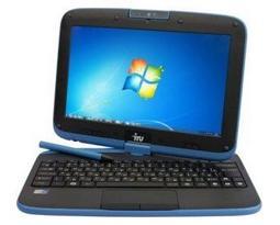 Ноутбук iRu School transformer Intro 106