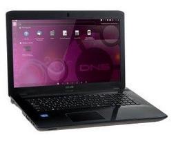 Ноутбук DNS Home 0801057