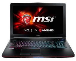 Ноутбук MSI GE62 2QE Apache Pro