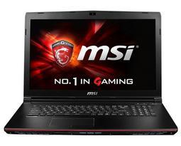 Ноутбук MSI GP72 2QE Leopard Pro