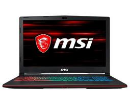 Ноутбук MSI GP63 8RE Leopard