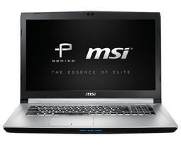 Ноутбук MSI PE70 6QE