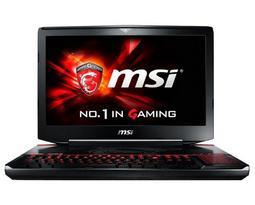 Ноутбук MSI GT80S 6QF Titan SLI 29th Anniversary Edition