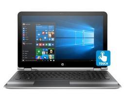 Ноутбук HP PAVILION 15-bk001ur x360