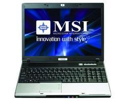 Ноутбук MSI EX610