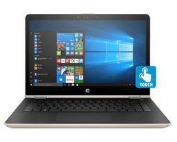 Ноутбук HP PAVILION 14-ba017ur x360