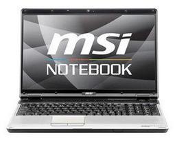 Ноутбук MSI VR630