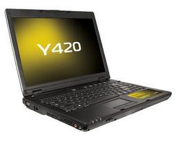 Ноутбук RoverBook Roverbook Y420
