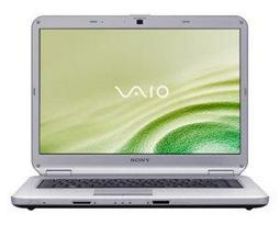 Ноутбук Sony VAIO VGN-NS31MR