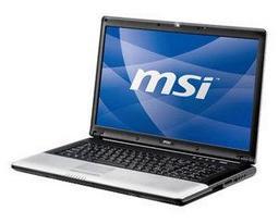 Ноутбук MSI CX700