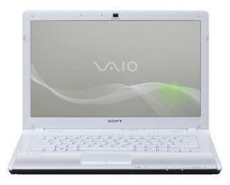 Ноутбук Sony VAIO VPC-CW21FX