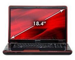 Ноутбук Toshiba QOSMIO X505-Q870