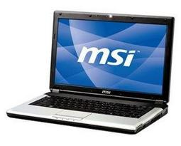 Ноутбук MSI EX460