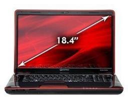 Ноутбук Toshiba QOSMIO X505-Q850