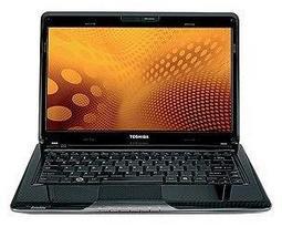 Ноутбук Toshiba SATELLITE T135-S1312