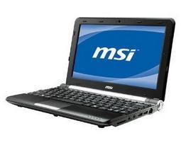 Ноутбук MSI Wind U160MX