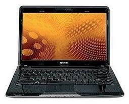 Ноутбук Toshiba SATELLITE T135-S1300