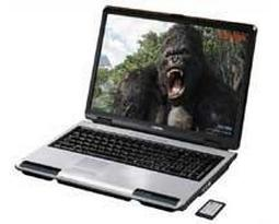 Ноутбук Toshiba SATELLITE P105-S9722